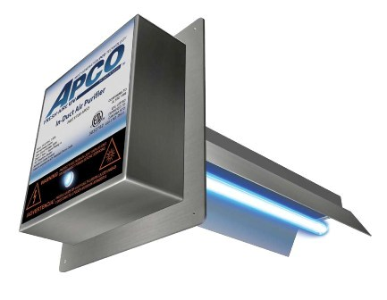 APCO In-Duct Air Purifier