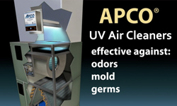 UV Air Cleaners